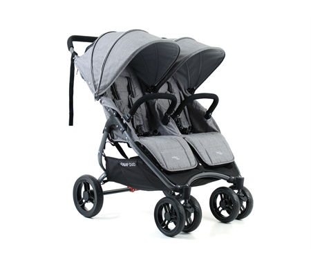 Valco Baby Snap Duo Tailormade - Grey Marle