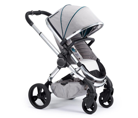 iCandy 2018 Peach Stroller Chrome Dove Grey