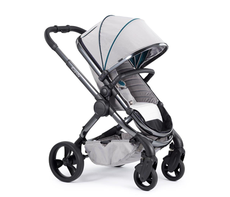 iCandy 2018 Peach Stroller Phantom Dove Grey