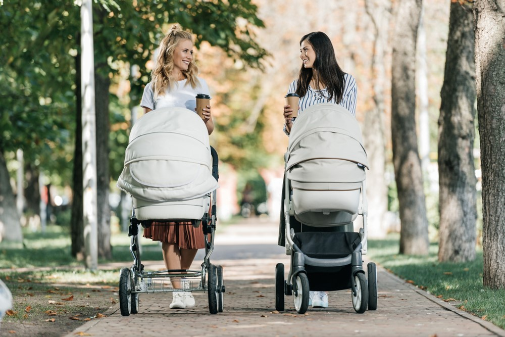 Hit the Ground Rolling With an All Purpose Stroller